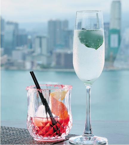 绿色饮料备受青睐,气泡水成市场新宠
