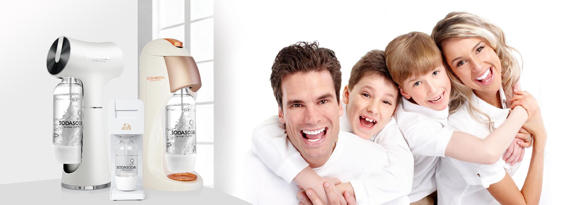 家庭气泡水首选